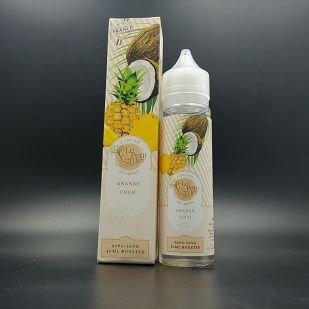 E-liquide Ananas Coco 50ml 0mg - Le Petit Verger (Savourea)