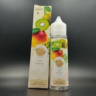 E-liquide Kiwi Mangue 50ml 0mg - Le Petit Verger (Savourea)
