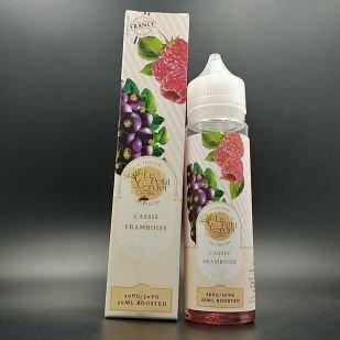 E-liquide Cassis Framboise 50ml 0mg - Le Petit Verger (Savourea)