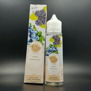 E-liquide Mûre Myrtille 50ml 0mg - Le Petit Verger (Savourea)
