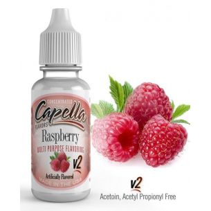 Raspberry V2 13ml - Capella Flavors