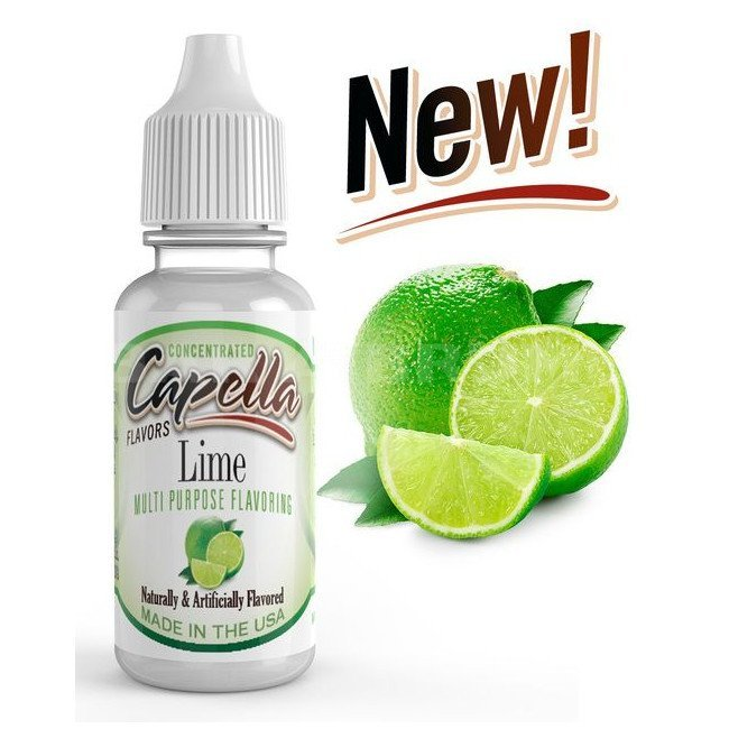 Lime 13ml - Capella Flavors