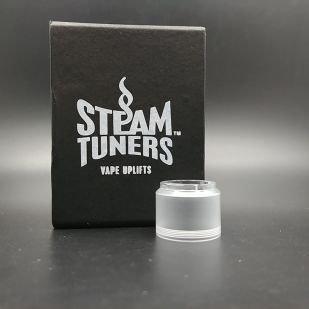 Tank Plexi Clear Edge RTA - Steamtuners