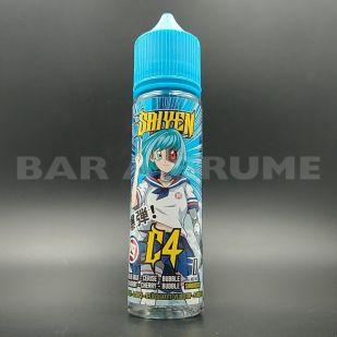 E-liquide C4 50ml 0mg - Saiyen Vapors (Swoke)