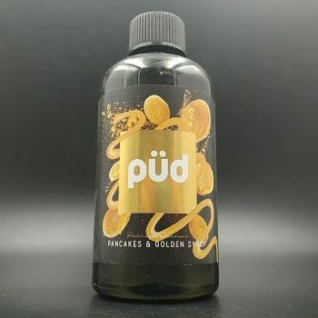 E-liquide Pancakes & Golden Syrup 200ml 0mg - PÜD (Joe's Juice)