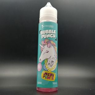 E-liquide Bubble Punch 50ml 0mg - Tentation (Liquideo)
