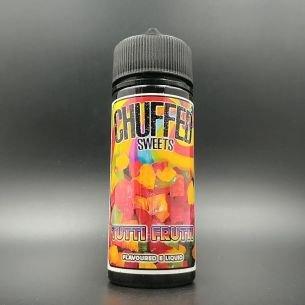 E-liquide Tutti Frutti 100ml 0mg - Chuffed Sweets