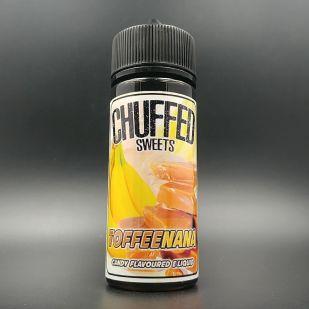 E-liquide Toffeenana 100ml 0mg - Chuffed Sweets