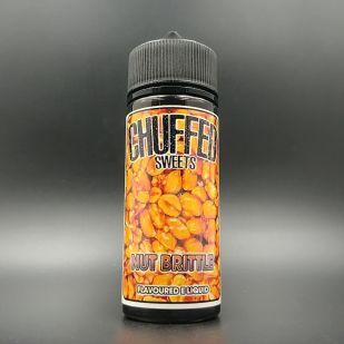 E-liquide Nut Brittle 100ml 0mg - Chuffed Sweets