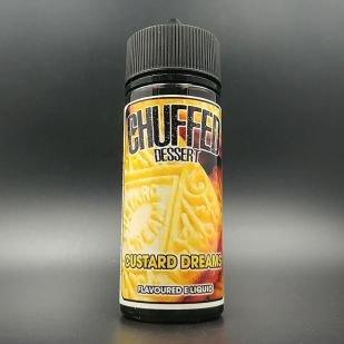 E-liquide Custard Dreams 100ml 0mg - Chuffed Dessert