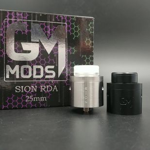 Sion RDA Limited Edition - Qp Design X GM Coils