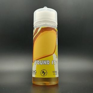E-liquide Pound It 100ml 0mg - Food Fighter Juice