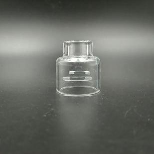 Competition Glass Cap Dot Mod 24 - Trinity Glass