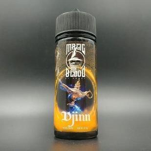 E-liquide Djinn 100ml 0mg - Knoks Magic Blood