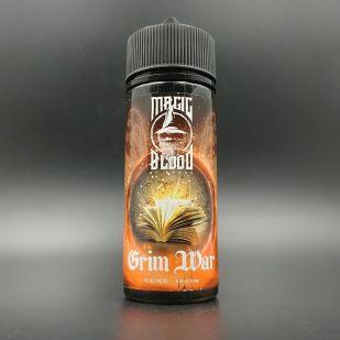 E-liquide Grim War 100ml 0mg - Knoks Magic Blood