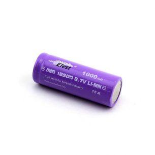 Purple 18500 1100mah 15A - Efest