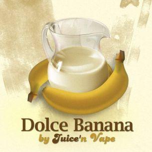 Dolce Banana 10ml - Concentré Juice'n Vape