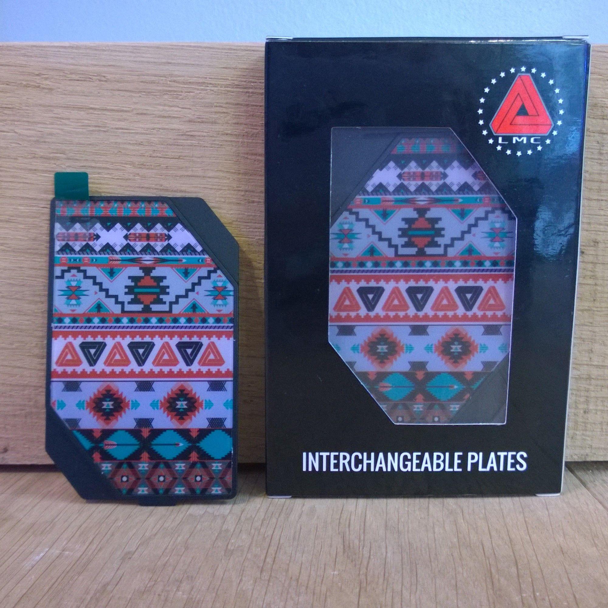 Aztec Plates - Limitless Mod
