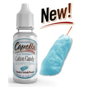 Blue Raspberry Cotton Candy 13ml - Capella Flavors