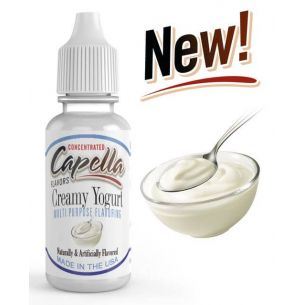 Creamy Yogurt 13ml - Capella Flavors