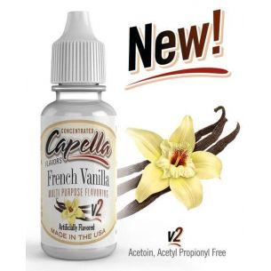 French Vanilla v2 13ml - Capella Flavors