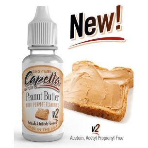 Peanut Butter v2 13ml - Capella Flavors