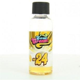 Sweet Cream N°24 50ml 0mg - Eliquide-France