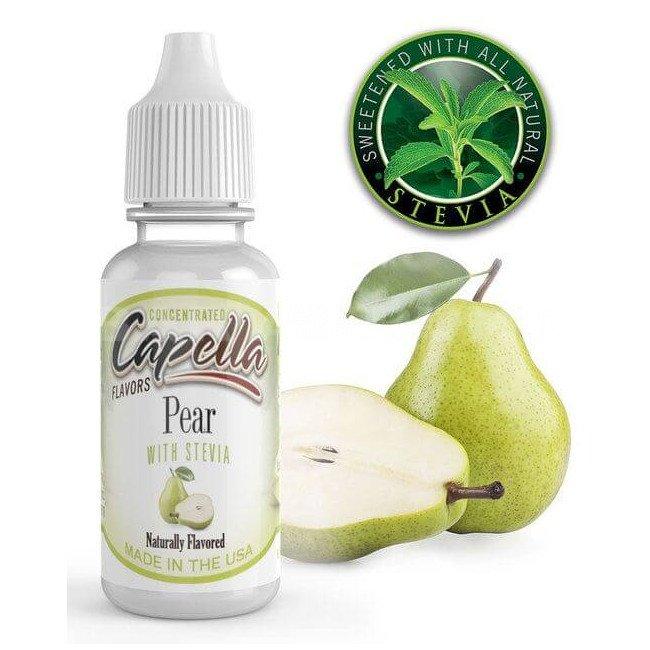 Pear with Stevia