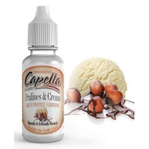 Pralines & Cream 13ml - Capella Flavors