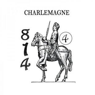 Charlemagne 50ml - 814