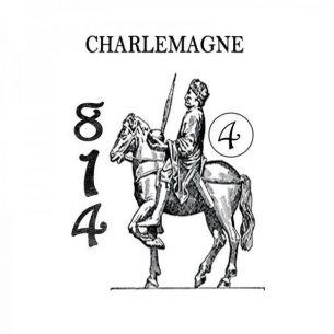 Charlemagne 50ml - Concentré 814