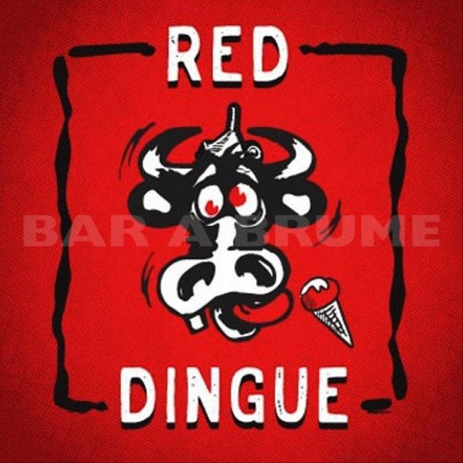 Red Dingue 3x10ml - Le French Liquide