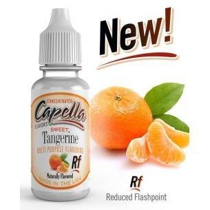 Sweet Tangerine (mandarine) 13ml - Capella Flavors