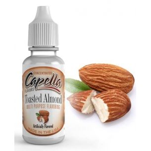 Toasted Almond 13ml - Capella Flavors