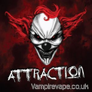 Attraction 30ml - Concentré Vampire Vape