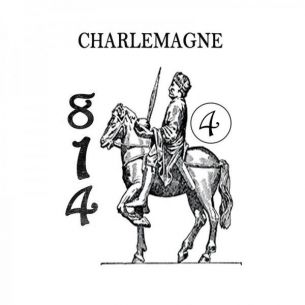 Charlemagne 10ml - Concentré 814