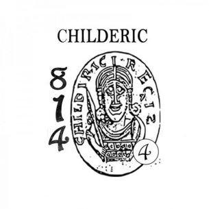 Childéric 10ml - Concentré 814