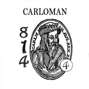 Carloman 10ml - Concentré 814