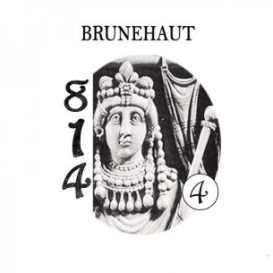 Brunehaut 10ml - Concentré 814