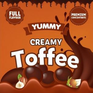Creamy Toffee (Yummy) 10ml - Concentré Big Mouth
