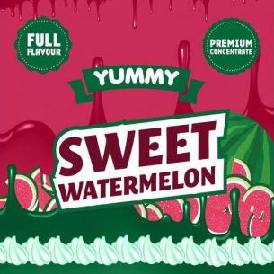 Sweet Watermelon (Yummy) 10ml - Concentré Big Mouth