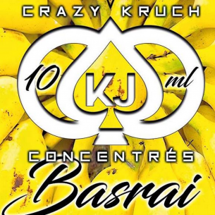 Basrai 10ml - Concentré Crazy Kruch