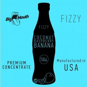 Coconut Raspberry Banana (Fizzy) 10ml - Concentré Big Mouth