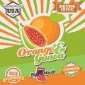 Orange & Guava Retro Juice 10ml - Concentré Big Mouth