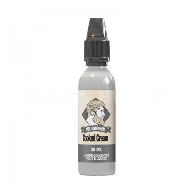 Cooked Cream 30ml - Concentré Mr Brewer