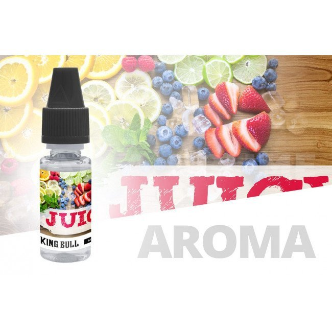 Juicy 10ml - Concentré Smoking Bull