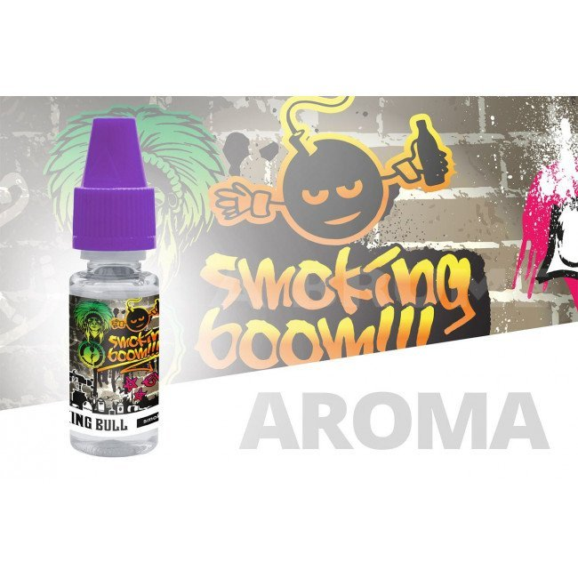 Smoking Boom 10ml - Concentré Smoking Bull