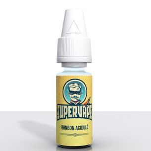 Bonbon Acidulé 10ml - Concentré Supervape