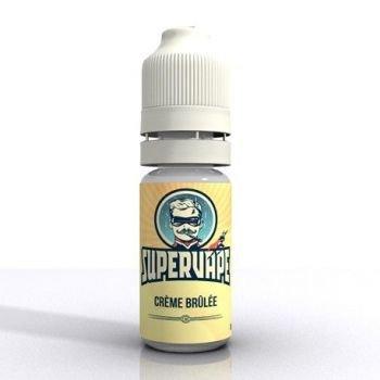 Crème Brulée 10ml - Concentré Supervape