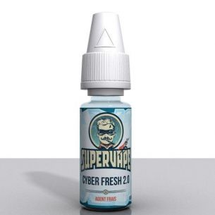 Cyber Fresh 2.0 10ml - Additif Supervape